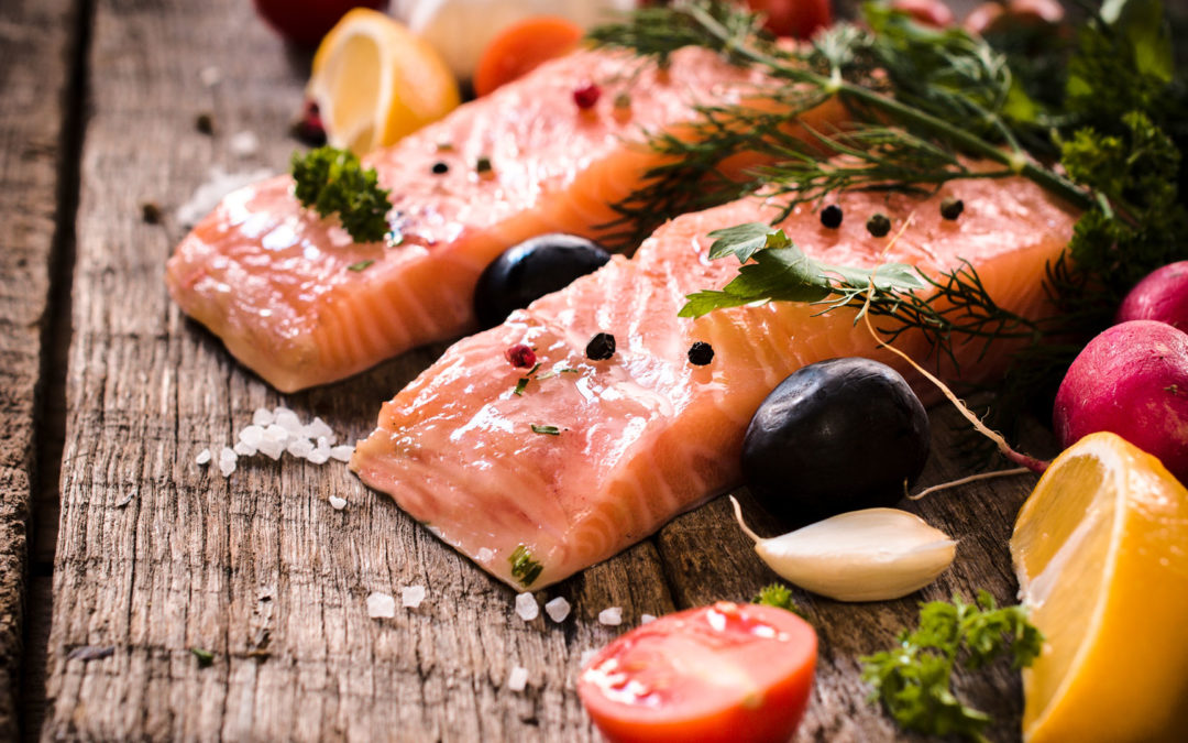 Know Your Nutrients: Omega-3 Fatty Acids