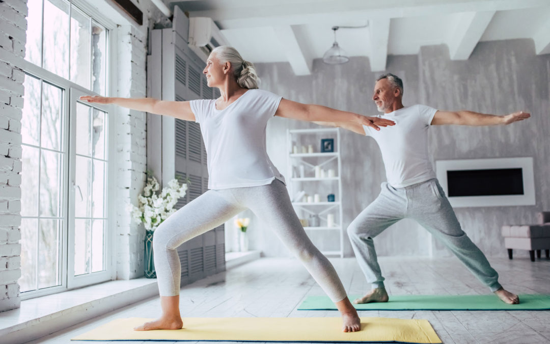 Why It?s Never Too Late To Start Doing Yoga