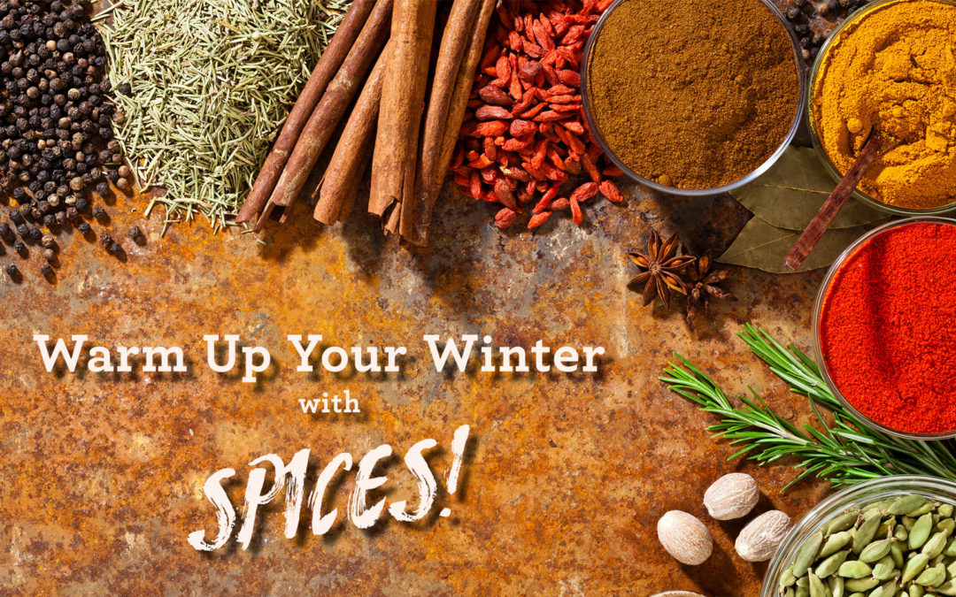 Cook with These Spices to Warm Up Your Winter